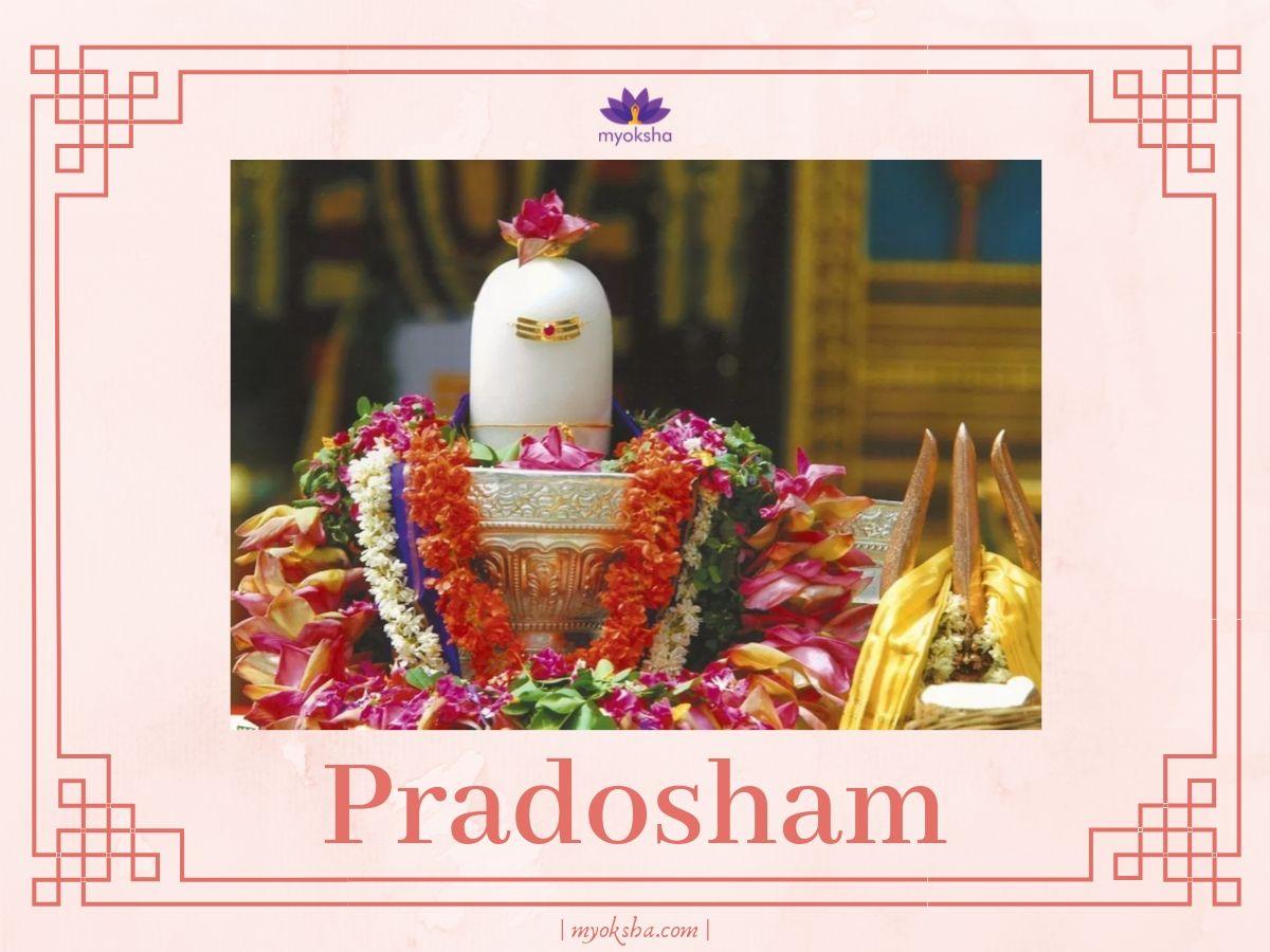 Pradosham Dates 2019