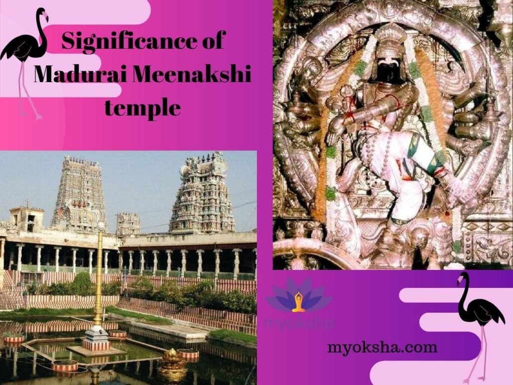 Signification of Madurai Meenakshi Temple