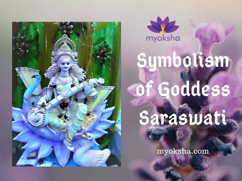 Symbolism of Goddess Saraswati