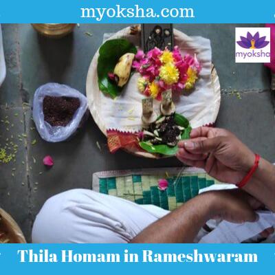 Thila Homam in Rameshwaram (2)