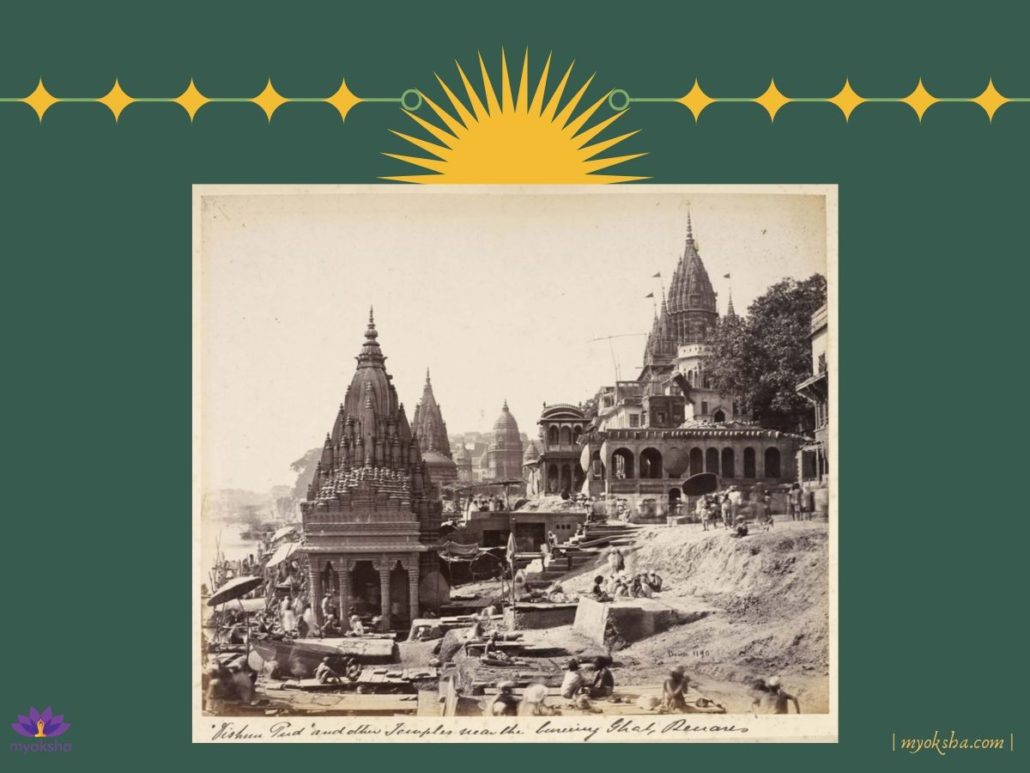 What is the history of the Vishnupad Temple