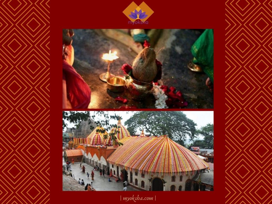 What is the significance of Kamakhya Temple