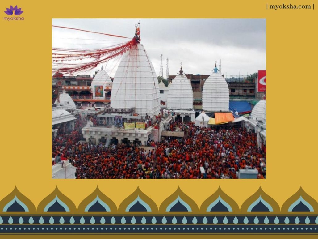 Where is Baidyanath Temple