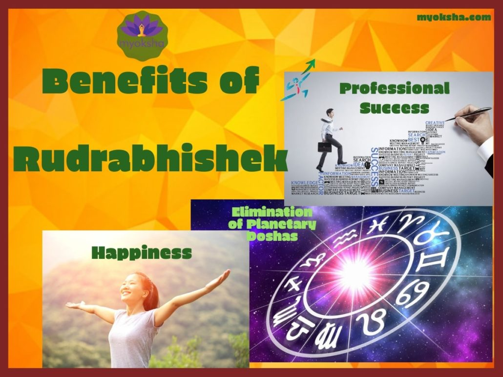 Benefits of Rudrabhishek