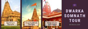 Dwarka Somnath Tour Myoksha - Book Now