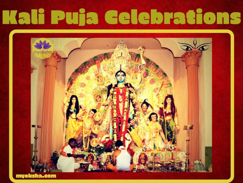 How to celebrate Kali Puja