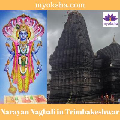 Narayan Nagbali in Trimbakeshwar