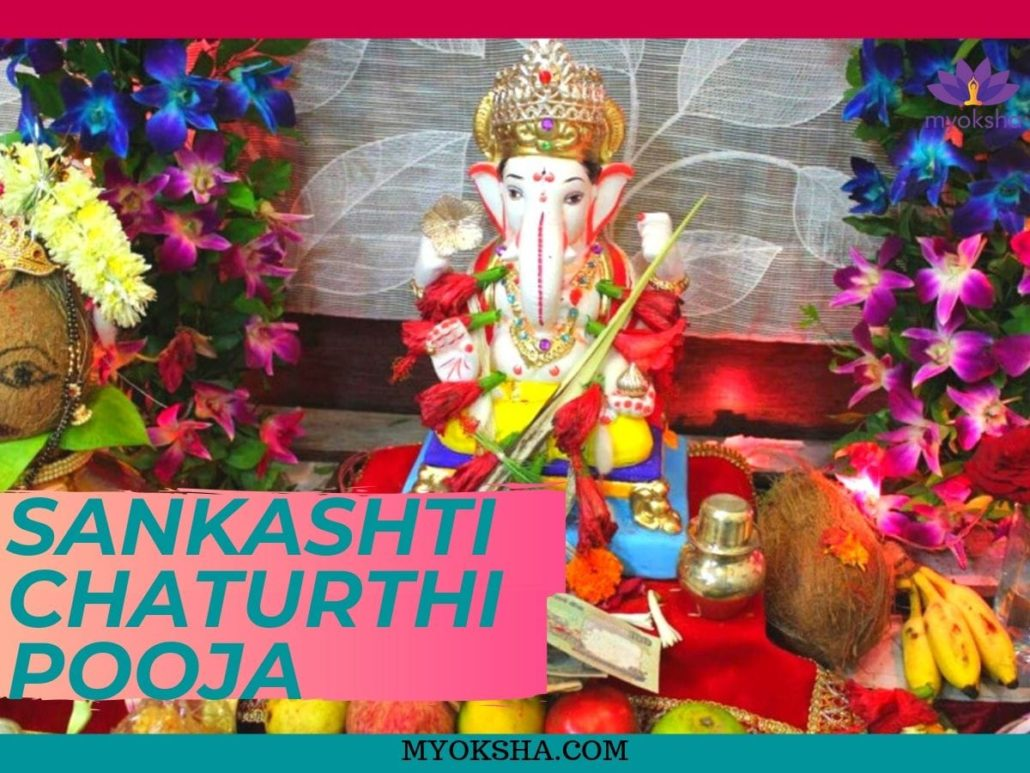 Sankashti Chaturthi Pooja Vidhi & Procedure