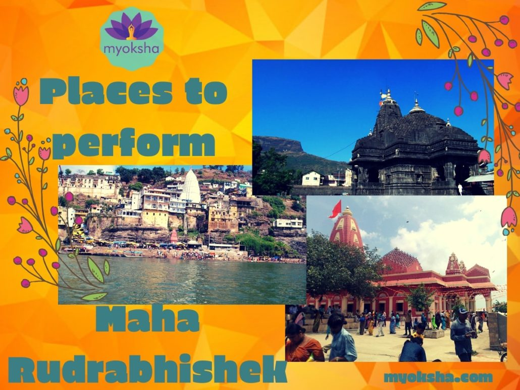 Where to perform Maha Rudrabhishek