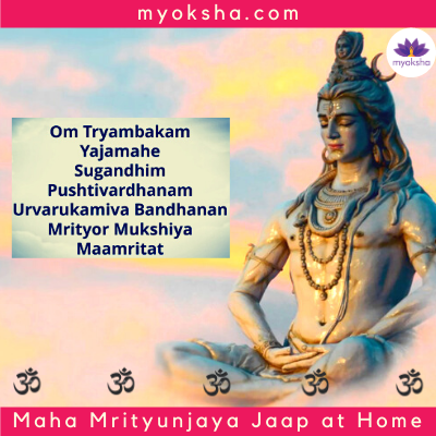 Maha Mrityunjaya Jaap at Home