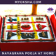 Navagraha Pooja at Home
