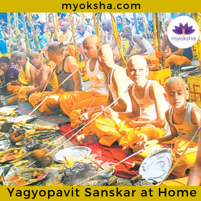 Yagyopavit Sanskar at Home