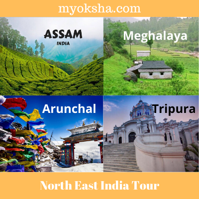 North East India Tour
