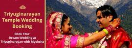 Triyuginarayan Temple Wedding Booking