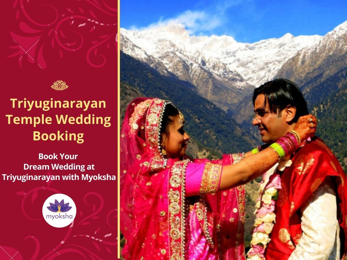 Triyuginarayan Temple Wedding Booking